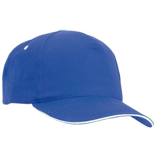 GORRA AZUL FIVE