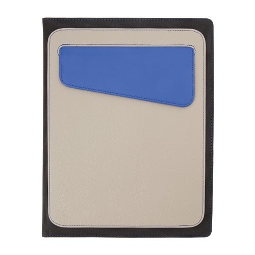 CARPETA FUNDA TABLET AZUL CORA